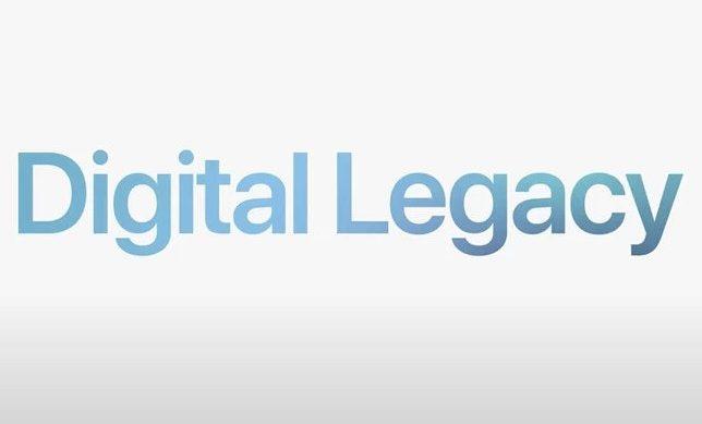 AppleID Digital Legacy